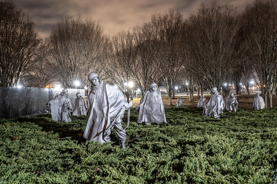 The Korean War Memorial