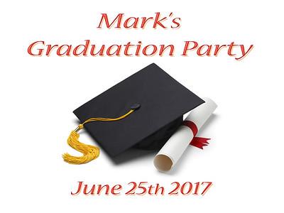 Mark's Graduation Party