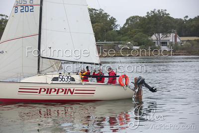 Marlay Point Overnight Race
