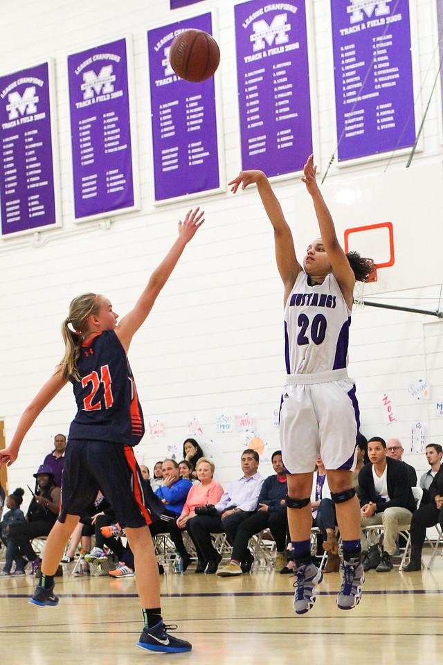2014.2.10 Varsity Basketball