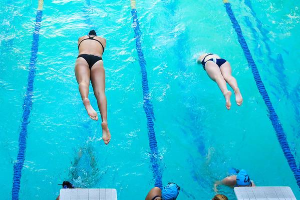 2015.4.14 Varsity + JV Swim Team