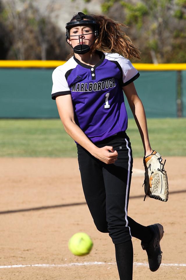 2015.4.9 Varsity Softball