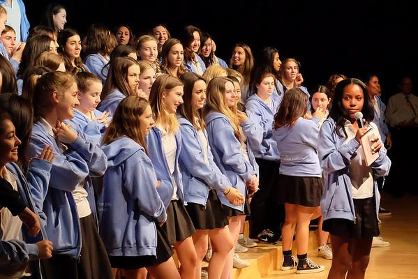2015.5.12 Yearbook Dedication and Senior Sing