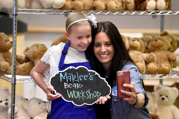 Marlee's Build a Bear Workshop