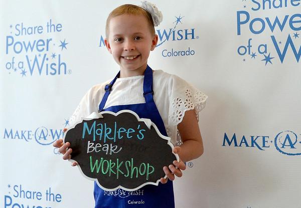 Marlee's Build a Bear Workshop