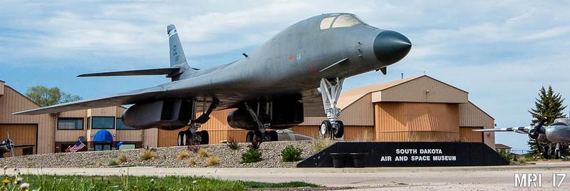 Boeing / Rockwell B-1B Lancer