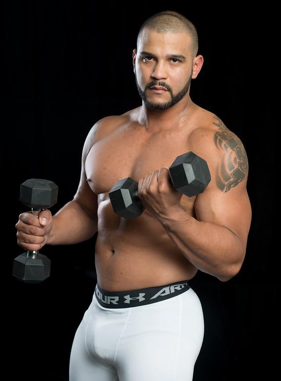Marlon Fitness Session