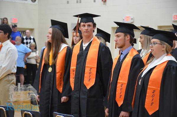 Marmaton Valley High School graduation