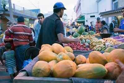 Marokko, Azemmour, 6 mei 2013, foto: Katrien Mulder