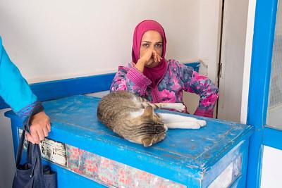 Marokko, Azemmour, 7 mei 2013, foto: Katrien Mulder