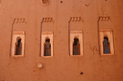 Kazba w Ouarzazate