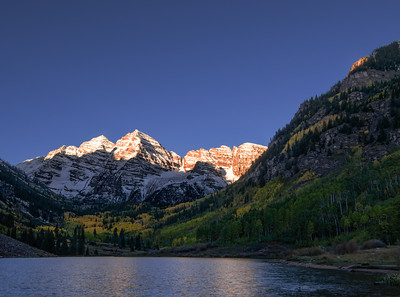 Maroon Bells Early