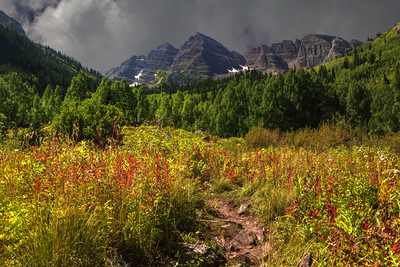 Maroon Bells Wilderness: Colorado