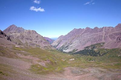West Maroon Creek Basin