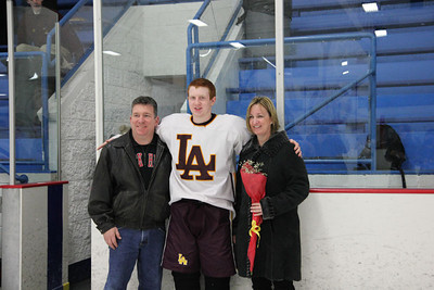 Maroon Senior Night