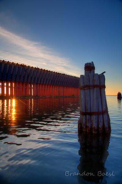 Lower Harbor Ore Dock