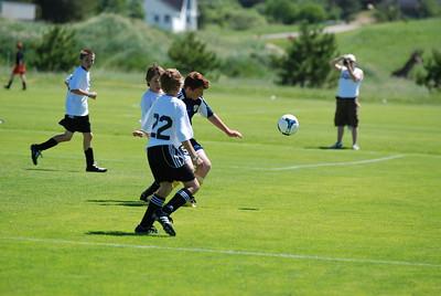 2010 MSA U 12 Soccer Petoskey game 2