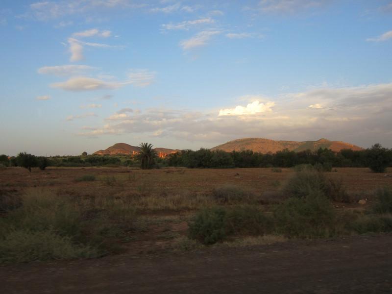 Caminho de Ouarzazate