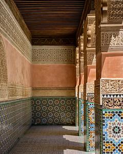 T2419 Ben Youseff Medersa, Marrakesh