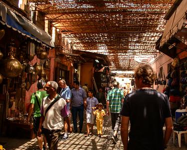 T2679 Marrakesh Souk