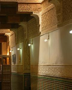 Ben Youseff Medersa, Marrakesh