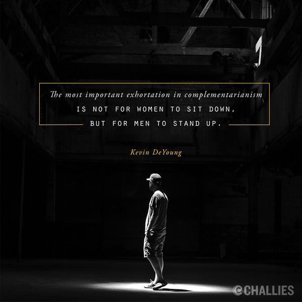 Kevin DeYoung on Complementarianism
