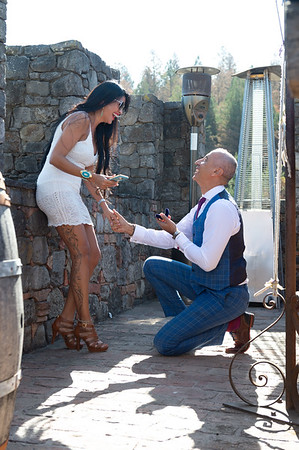 Tracey & Ruben Marriage Proposal