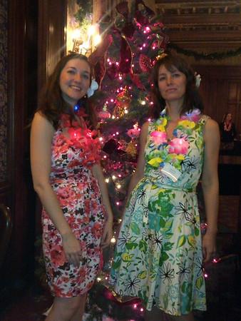 2011_12_03 Hawaiian Holiday Party at the Ath