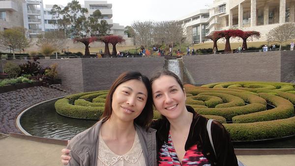 2013_04_05 Lifeng visits L.A,