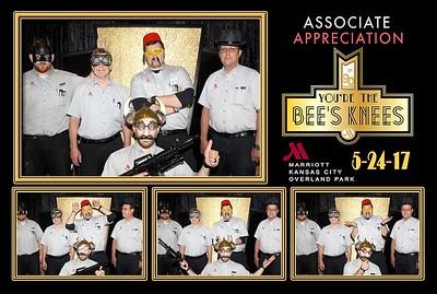 Marriott Overland Park Associate Appreciation
