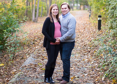 Maternity Portraits at Messiah College