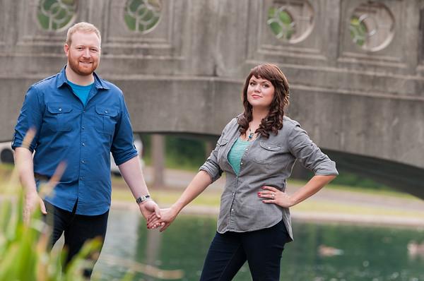 Hannah and Kyle