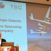 George Whiteside, CEO Virgin Galactic and The Spaceship Company: Virgin Galactic's plans of a low cost small (120kg) satellite launcher based on their spaceship transport aircraft.