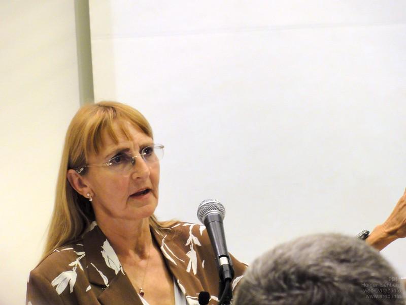 Dr. Carol Stoker, NASA Ames Research Center