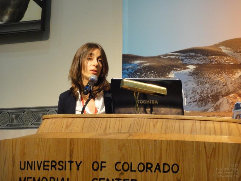 Dr. Julie Castillo-Rogez, JPL