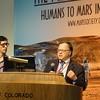 Andre Caminoa and Giorgio Gaviraghi, Unispace