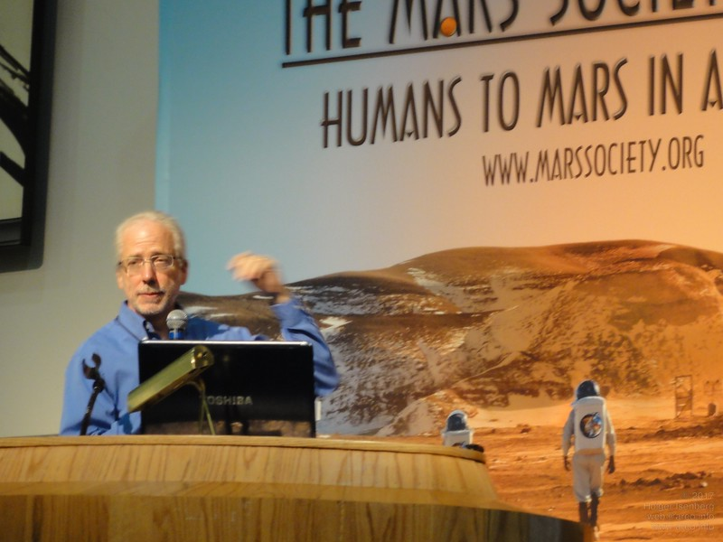 Mark Geyer, NASA, Orion Program Manager