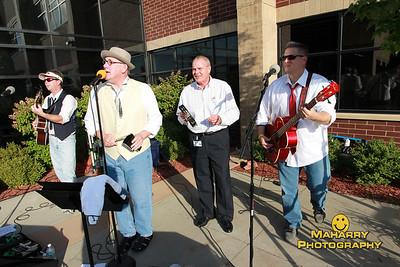 3 Men who ROCK 9/28/2011