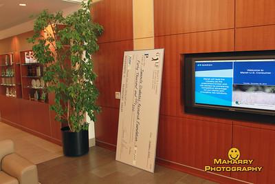 Check Presentation - JDRF 11/20/2012
