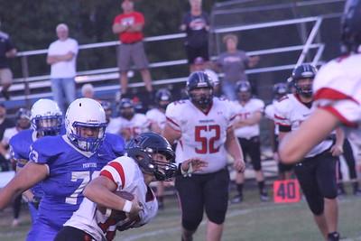 Marshall @ Mineral Point Football 9-15-17
