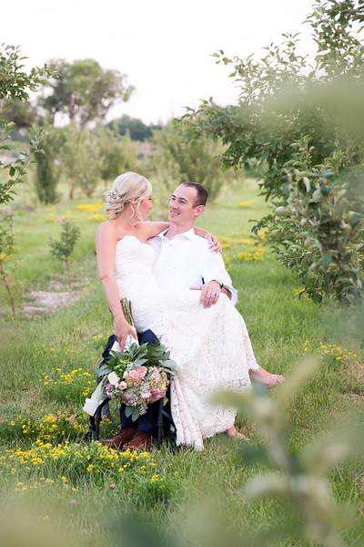 Marshall Wedding
