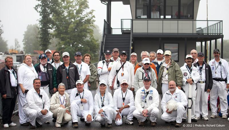 Marshals of Calabogie 2012