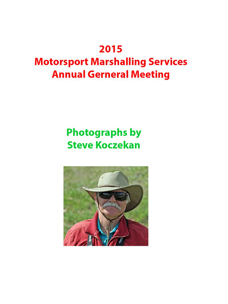 2015 MMS AGM Cover