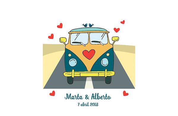Marta & Alberto - 07 abril 2018