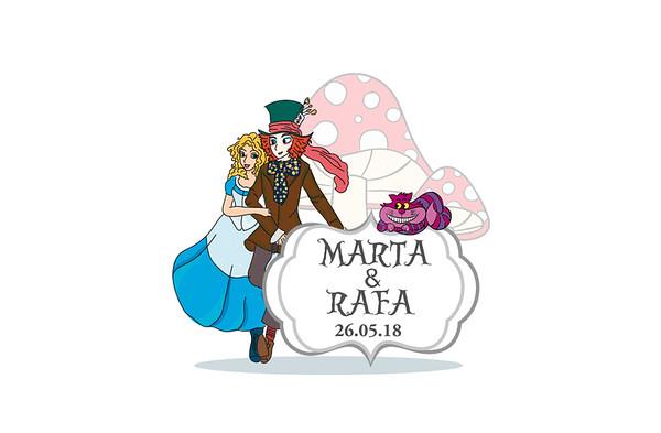 Marta & Rafa - 26 mayo 2018