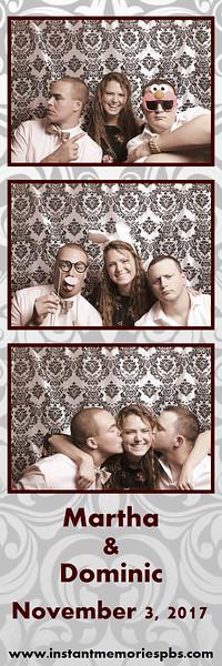 Martha & Dominic's Wedding