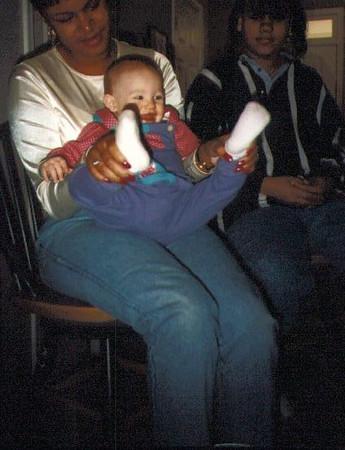 1997 02-08 Christine's Baby Shower