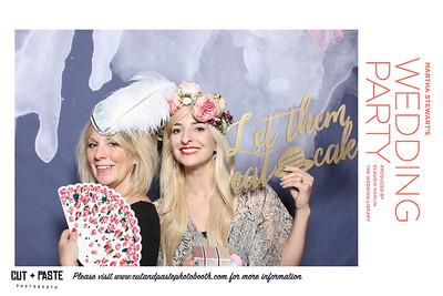 Martha Stewart Bridal Party