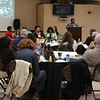 Crystal Johnson, Community Meeting