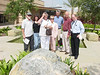 The Group -<br /> <br /> John, Janice, Sue, Becky, Doug, Ken, Hal & photo by Bob